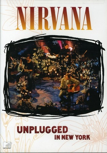 Nirvana Unplugged In New York Dvd Us Import