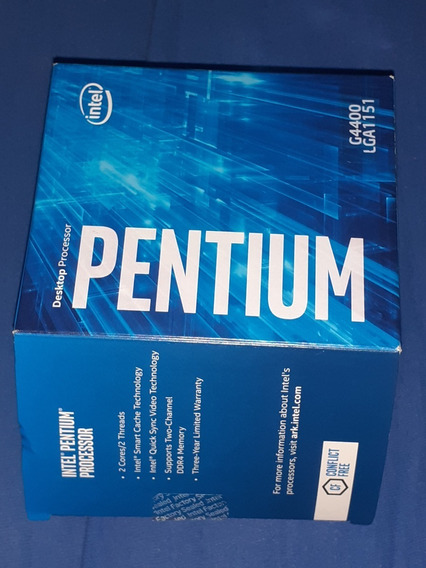 Processador Intel Pentium G4400 Lga1151