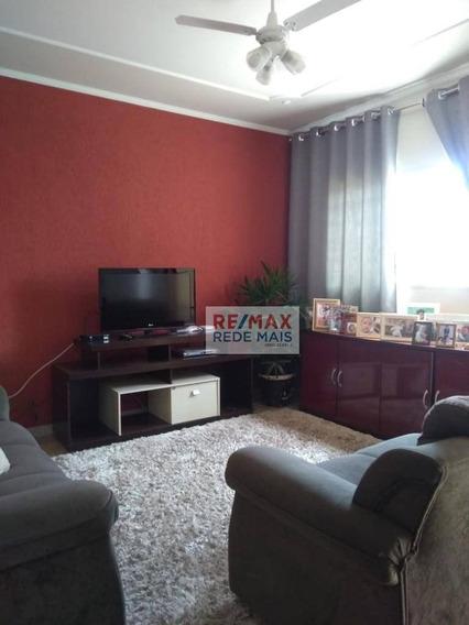 Casa Com 4 Dormitórios À Venda - Jardim Itamarati - Botucatu/sp - Ca0034