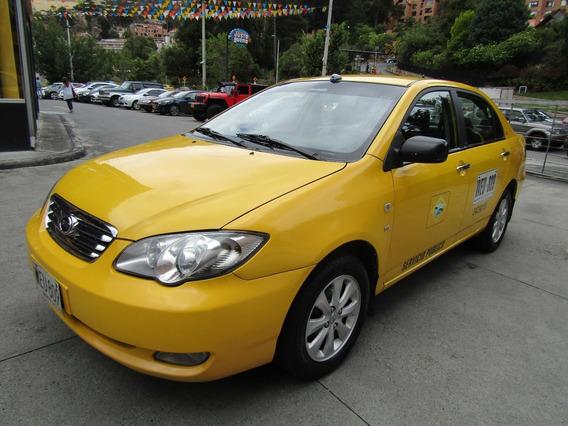 Taxis Otros Byd F3 Gl