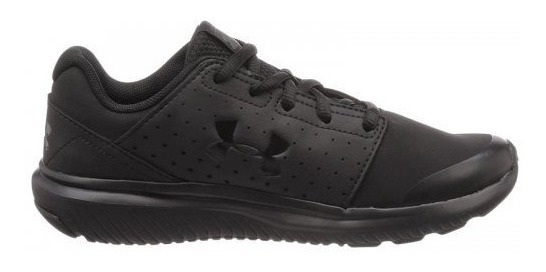 Tenis Under Armour Unlimited Ufm Sym Negro 3021156-001