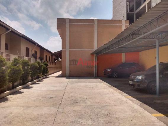 Ótimo Sobrado Condomínio Fechado 2 Dormitórios Em Itaquera - A7837