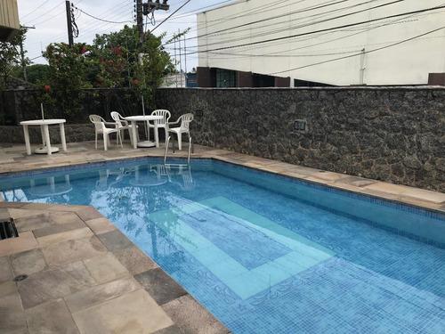 Apartamento Com 3 Dormitórios À Venda, 100 M² Por R$ 420.000 - Enseada - Guarujá/sp - Ap9700
