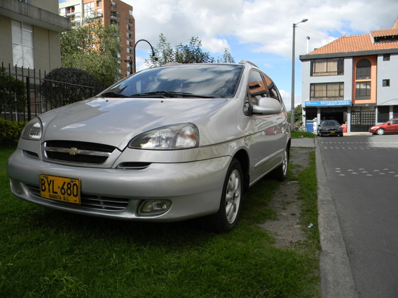 Chevrolet Vivant At Sun Roof Cuero Fe