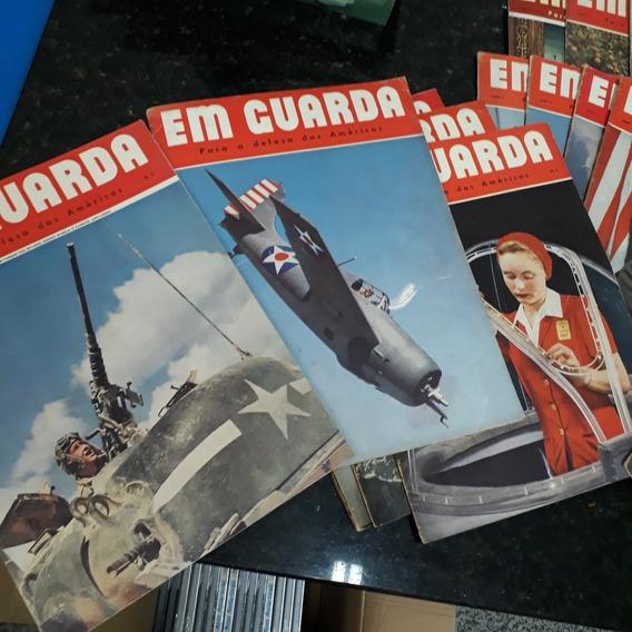 Revista Em Guarda História Da Segunda Guerra Mundial