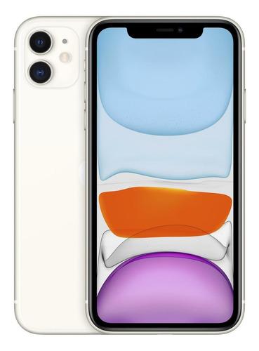 Imagem 1 de 7 de Apple iPhone 11 (128 GB) - Branco