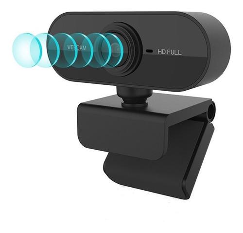 Full Hd 1080p Webcam Microfone Visão 360º Computador