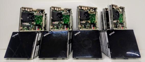 Lote 20 Mini Computador Zotac 2 Gb