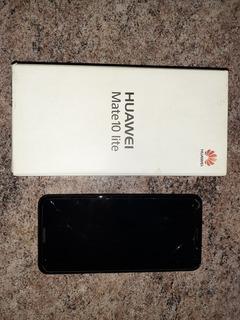 Celular Huawei Mate10 Lite Negro