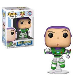 Boneco Disney Pixar Toy Story 4 Buzz Lightyear Pop Funko 523