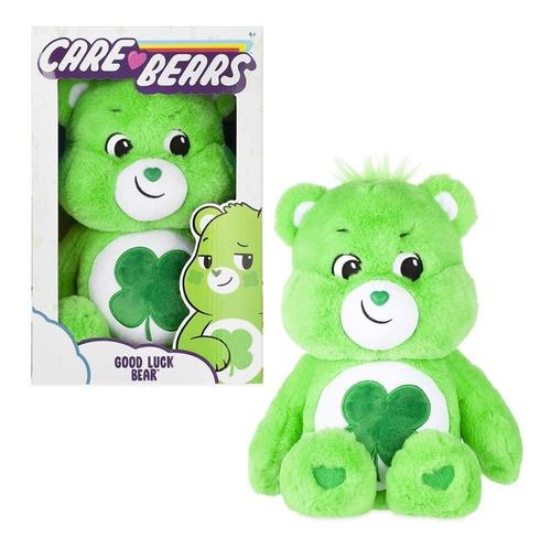 Imagem 1 de 7 de Pelúcia Ursinhos Carinhosos Care Bears 2020 Good Luck Bear