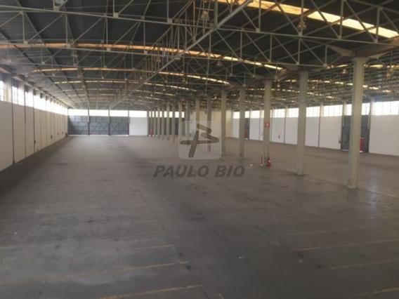 Galpao Industrial - Jardim Belval - Ref: 4988 - L-4988