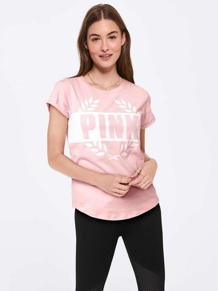 Remera Pink Victoria Secret Original