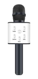 Microfono Karaoke Bluetooth Inalambrico Parlante Efectos