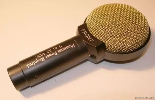 Microfone Superlux Pra 638 Novo Com Nota Fiscal