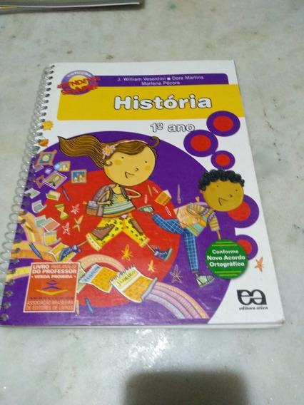Coleção Aprendendo Sempre História 1o Ano Fund.professor