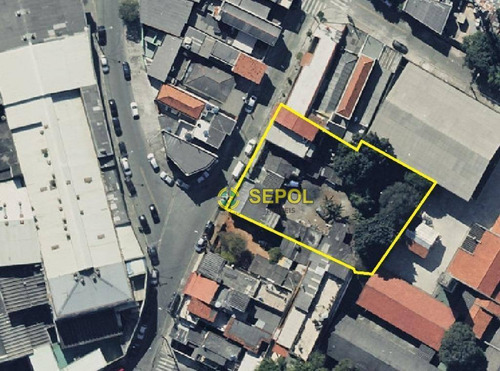 Terreno À Venda, 1200 M² Por R$ 1.380.000,00 - Jardim São Gabriel - São Paulo/sp - Te0145