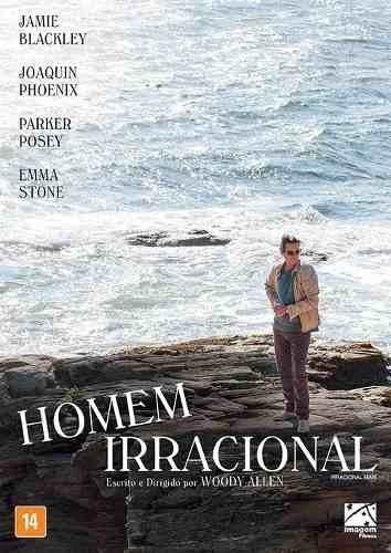 Dvd Homem Irracional - Original