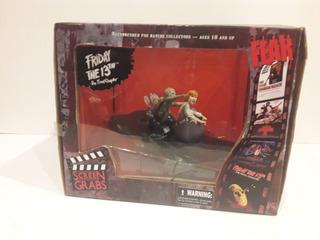 Mezco Screen Grabs Friday The 13th