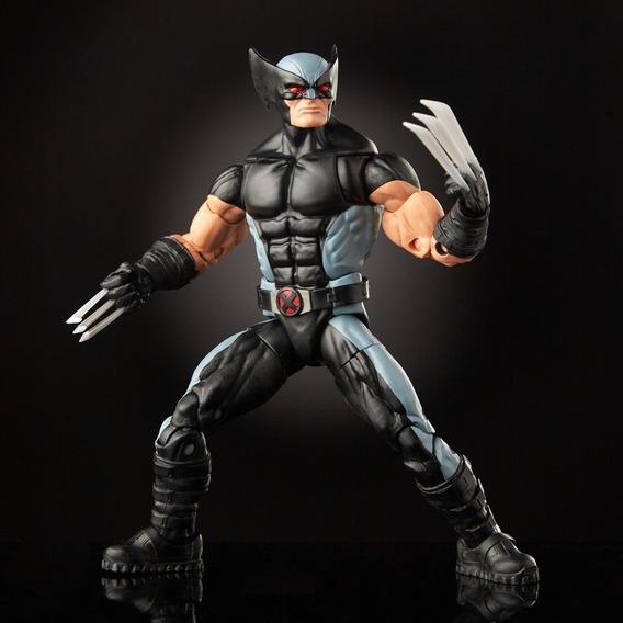 Boneco Marvel Legends 15cm Wolverine Baf Wendigo - E5302