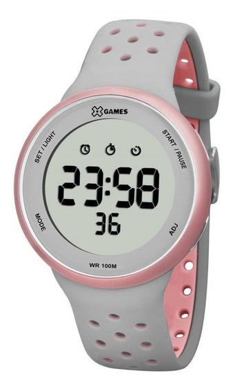 Relógio X-games Gear Xfppd039 Original E Com Garantia