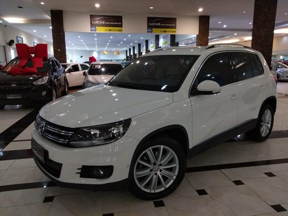 Volkswagen Tiguan 2.0 Tsi 16v Turbo Gas 4p Tiptronic
