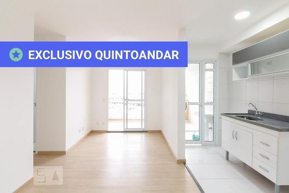 Apartamento No 8º Andar Com 2 Dormitórios E 1 Garagem - Id: 892947691 - 247691