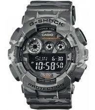 Relógio Casio G Shock 200 Mts Camuflado N.f Caixa Original