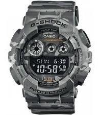 Relógio Casio G Shock 200 Mts Camuflado N.f Caixa Original