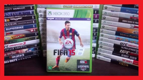 Fifa 15 - Xbox 360 - Português - Original - Frete 12