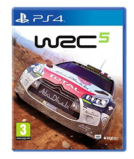 Ps4 Ubisoft Wrc 5 World Rally Championship