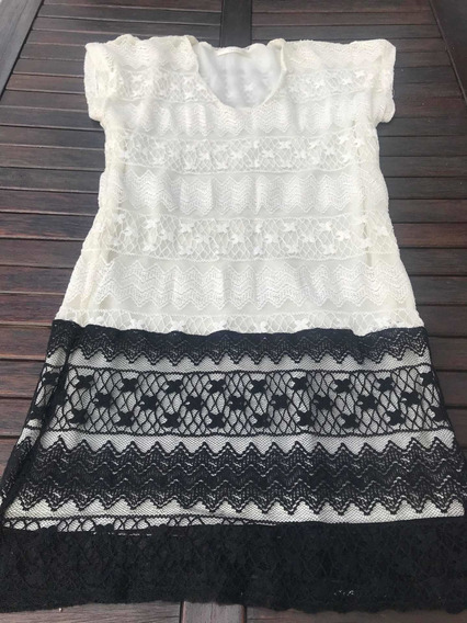 Vestido Awada De Hilo