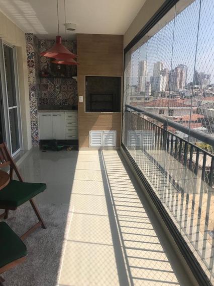 Apartamento 120mts Vila Prudente - Sacada Gourmet