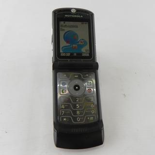 Motorola V3 Preto Clássico Vivo Relíquia - Usado