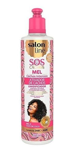 Activador De Cachos Salon Line S.o.s Mel