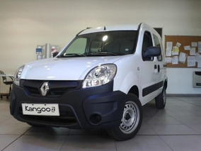Renault Kangoo Confort 1.6 2017 0km Patentada Blanca (ga)