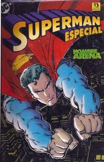 Superman Especial Hombre Arena Numero Unitario Edit Zinco