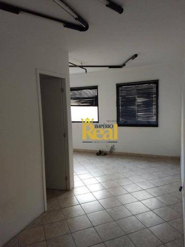 Sala Para Alugar, 32 M² Por R$ 1.000,00/mês - Lapa - São Paulo/sp - Sa0292