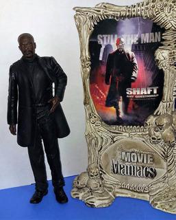 Shaft Movie Maniacs Mcfarlane Loose Samuel Jakson Loose