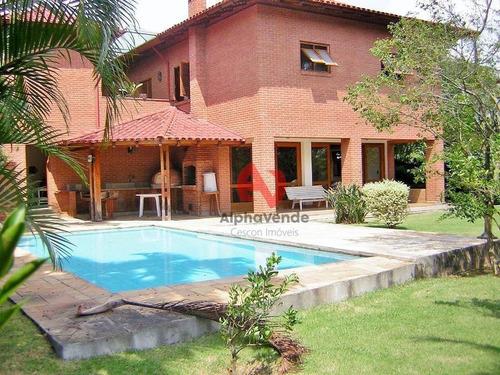 Imagem 1 de 30 de Alphaville 1 - Casa Com 4 Dormitórios À Venda, 650 M² Por R$ 3.800.000 - Alphaville - Barueri/sp - Ca5654