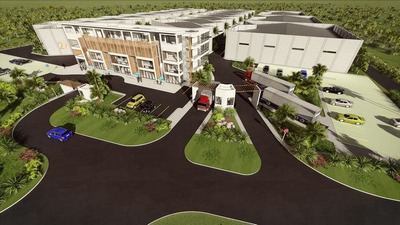 Local 64 Mts En Venta En Punta Cana