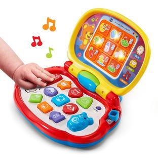 Juguete Bebes Laptop Vtech Brilliant Baby Laptop, Sonidos