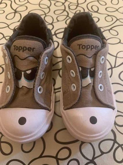 Zapatillas Topper Diseño T 21
