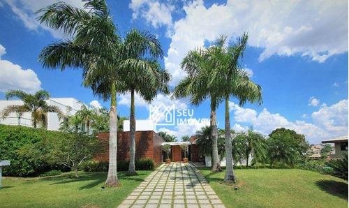 Imagem 1 de 30 de Casa Com 3 Dormitórios À Venda, 345 M² Por R$ 2.980.000,00 - Condomínio Jardim Plaza Atheneé - Itu/sp - Ca2190