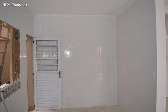 Casa A Venda Em Mogi Das Cruzes, Jardim Universo, 2 Dormitórios, 2 Banheiros, 3 Vagas - 1040