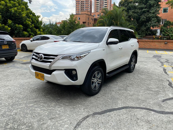 Toyota Fortuner 2.7 At Perfecto Estado