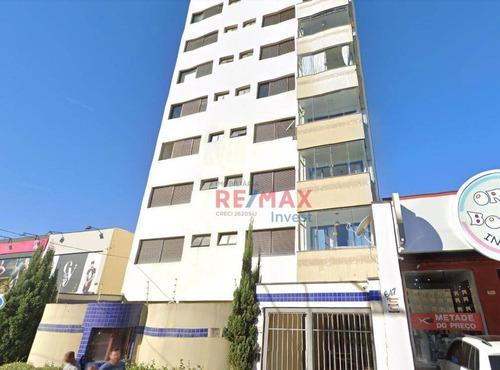 Apartamento Com 2 Dormitórios Para Alugar, 124 M² Por R$ 2.500,00/mês - Centro - Botucatu/sp - Ap0892