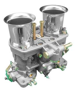 Carburador 44-44 Idf Tipo Web Con Trompetas Competicion
