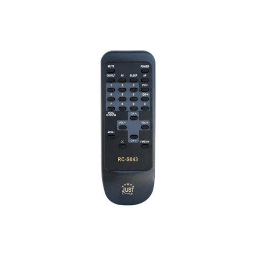 Controle Remoto Para Tv Aiwa Tvar2695c/145/205 Genérico