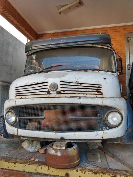 Cabina De Mercedes